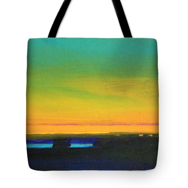 Tranquility Tote Bag by Savlen Art