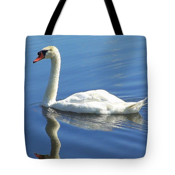 Tranquility Tote Bag by Frozen in Time Fine Art Photography