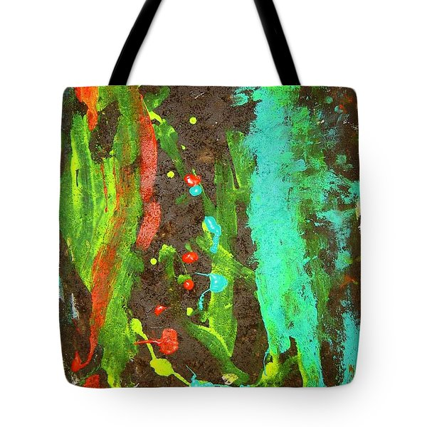 Transformation Tote Bag by Luz Elena Aponte