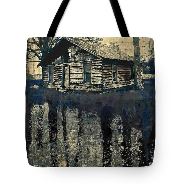 Transitory Tote Bag by Brett Pfister