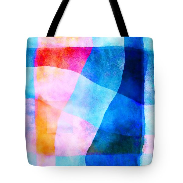 Translucence Number 1 Tote Bag by Carol Leigh