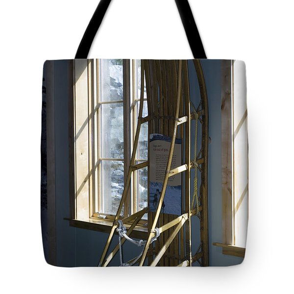 Transportation Tote Bag by Tara Lynn