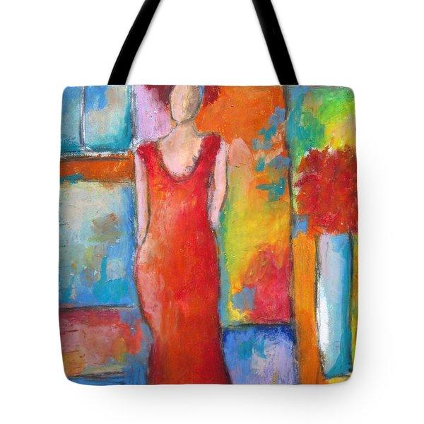 Transpose Tote Bag by Venus