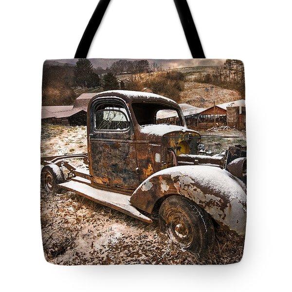 Treasures Tote Bag by Debra and Dave Vanderlaan