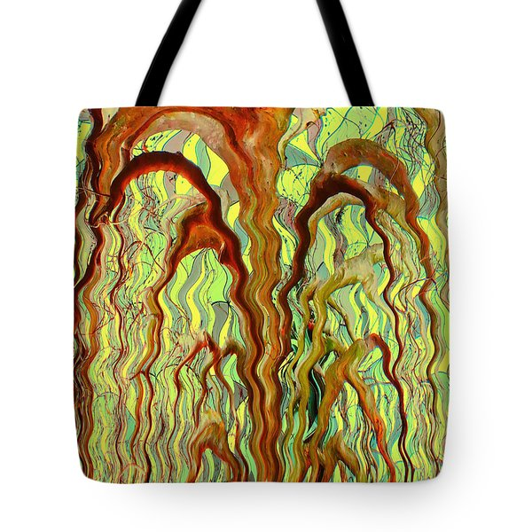 Tree Of Life				 Tote Bag by Ann Johndro-Collins