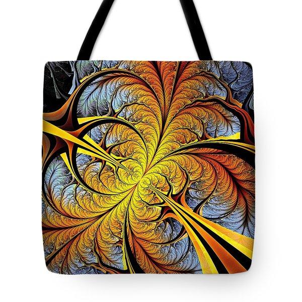 Tree Perspective Tote Bag by Anastasiya Malakhova