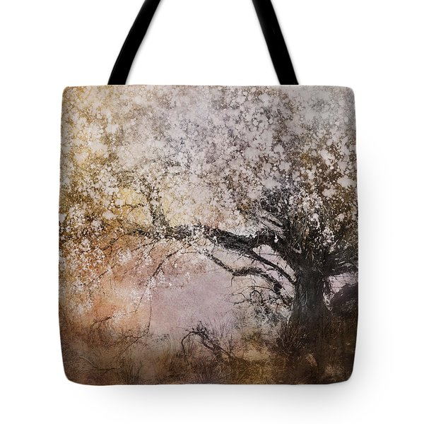 Tree Whispers Tote Bag by Amy Weiss