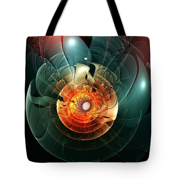 Trigger Image Tote Bag by Anastasiya Malakhova