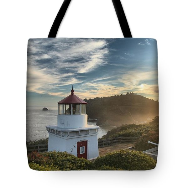 Trinidad Light Tote Bag by Adam Jewell