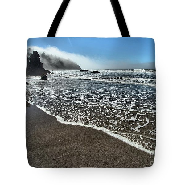 Trinidad Textures Tote Bag by Adam Jewell