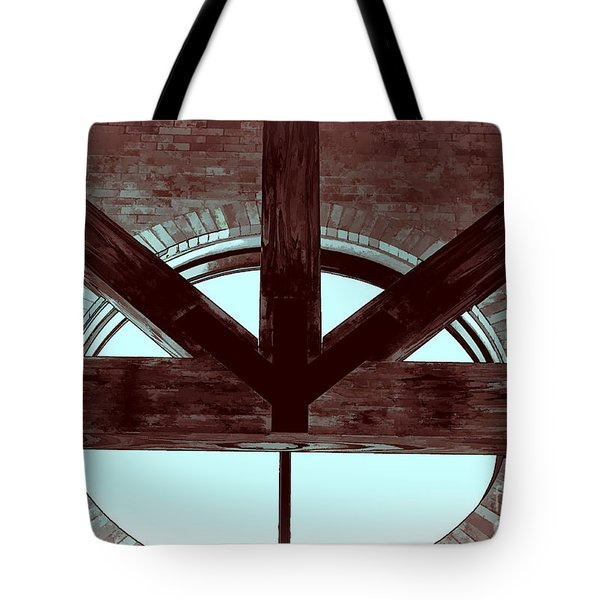 Trinity Series 5 Tote Bag by Luther   Fine Art