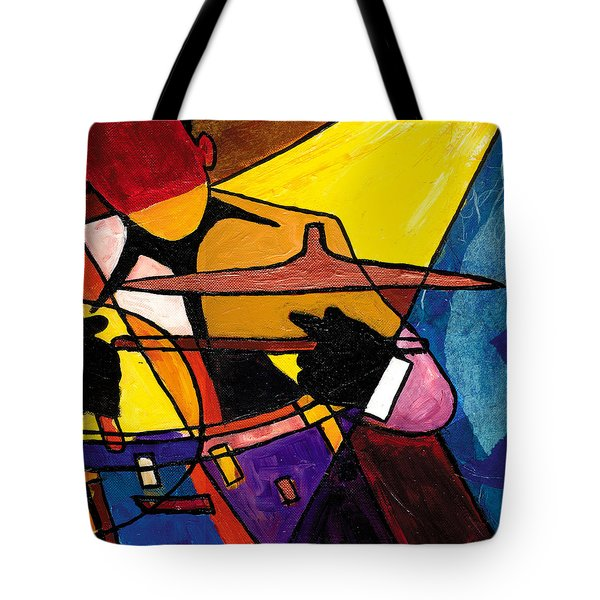 Trip Trio 3 Of 3 Tote Bag by Everett Spruill
