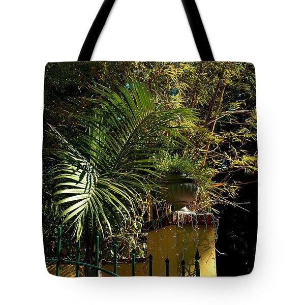 Tropical Invitation Tote Bag by Susanne Van Hulst