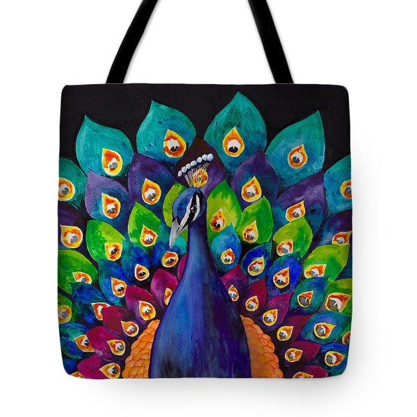 True Colors Tote Bag by Susy Soulies
