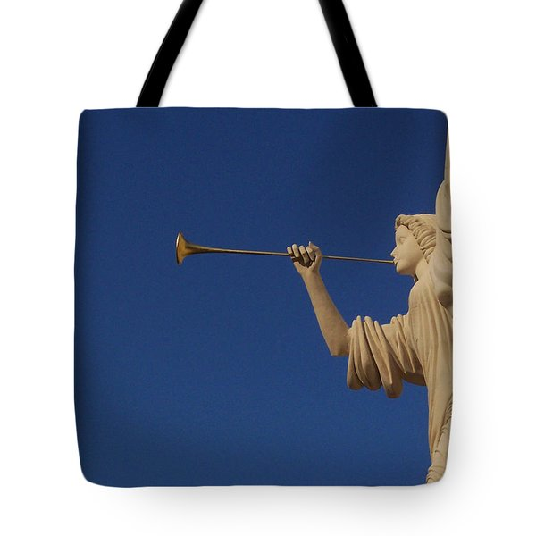 Trumpeter  Tote Bag by First Star Art