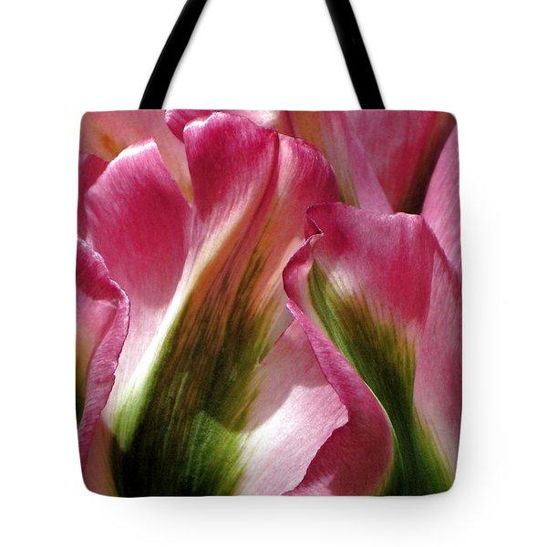 Tulip Tote Bag by  Andrea Lazar