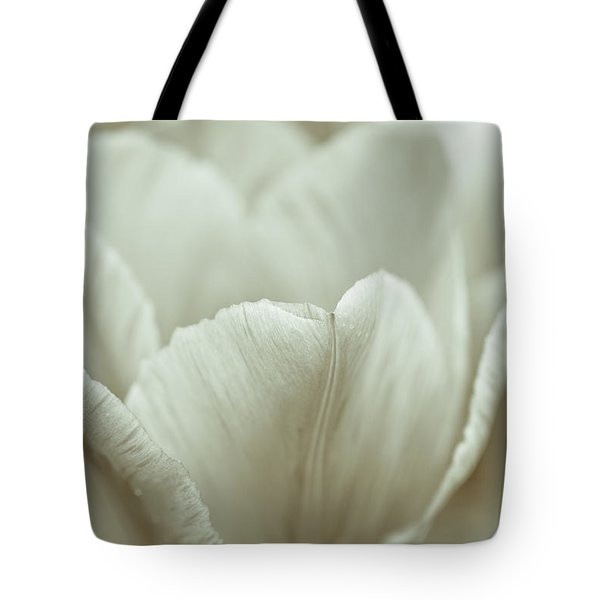 Tulip Tote Bag by Frank Tschakert