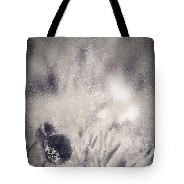 Tulips Tote Bag by Silvia Ganora