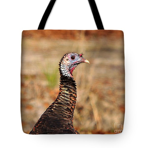 Turkey Profile Tote Bag by Al Powell Photography USA