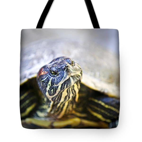 Turtle Tote Bag by Elena Elisseeva