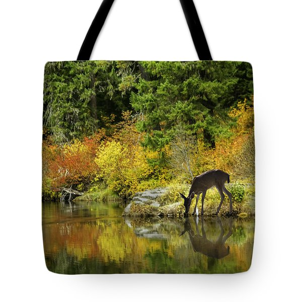 Tuti Fruti Colors And Eye Candy Reflections Tote Bag by Diane Schuster