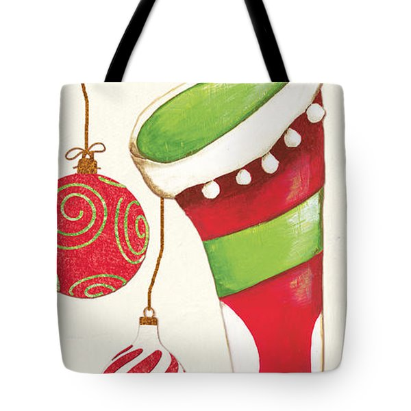 Twas the Night...2 Tote Bag by Debbie DeWitt