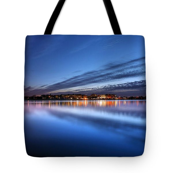 Twilight  Tote Bag by JC Findley