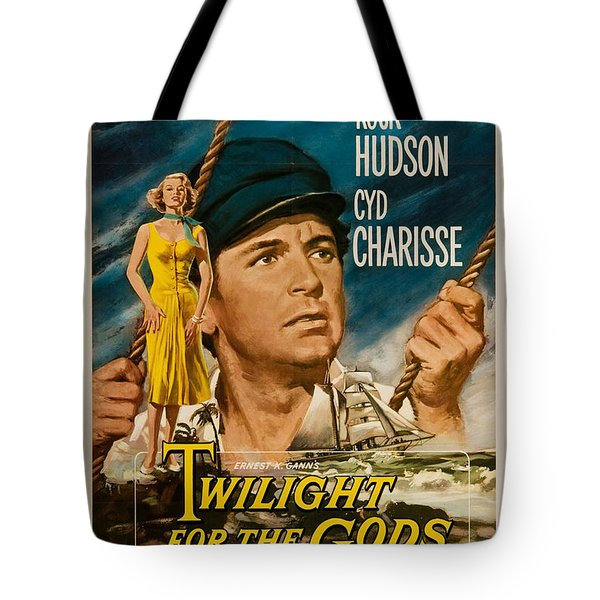 Twilight of the Gods 1958 Tote Bag by Mountain Dreams