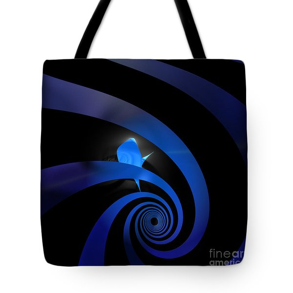 Twilight Zone By Jammer Tote Bag by First Star Art