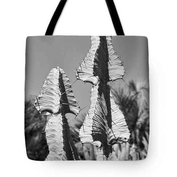 Twin Towers BW Tote Bag by Kelley King