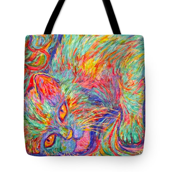 Twine Dreams Tote Bag by Kendall Kessler