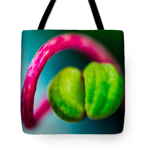 Twisted Beauty Tote Bag by Omaste Witkowski