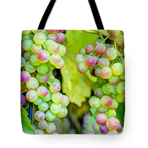 Two Bunches Tote Bag by Heidi Smith