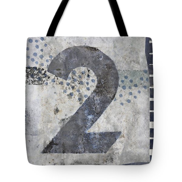 Two Swimming Tote Bag by Carol Leigh
