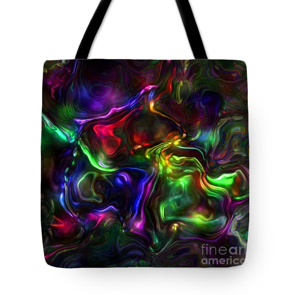 Umbilical Souls Tote Bag by RC deWinter