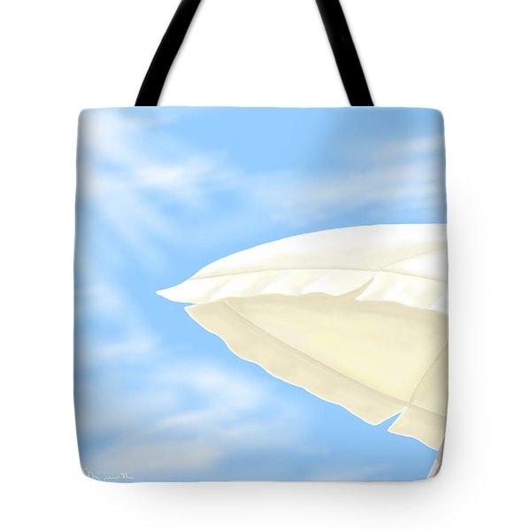 Umbrella Tote Bag by Veronica Minozzi