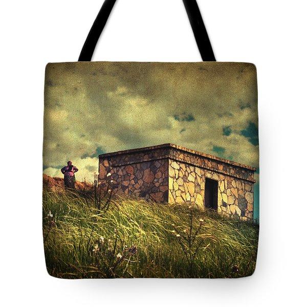 Under Dreamskies Tote Bag by Taylan Soyturk
