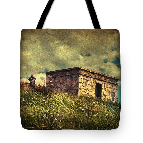 Under Dreamskies Tote Bag by Taylan Soyturk