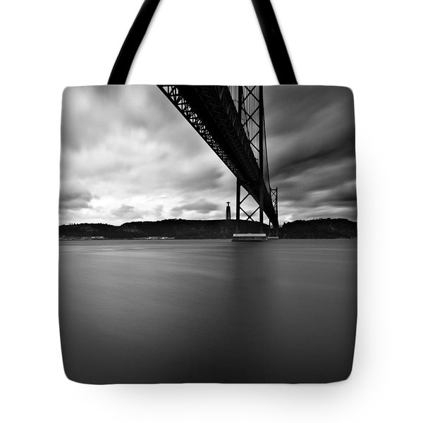 Under Tote Bag by Jorge Maia