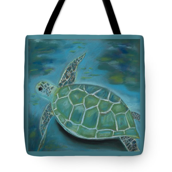 Under The Sea Tote Bag by Mary Benke
