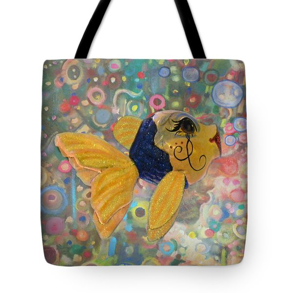Under The Sea Party Tote Bag by Sandi OReilly