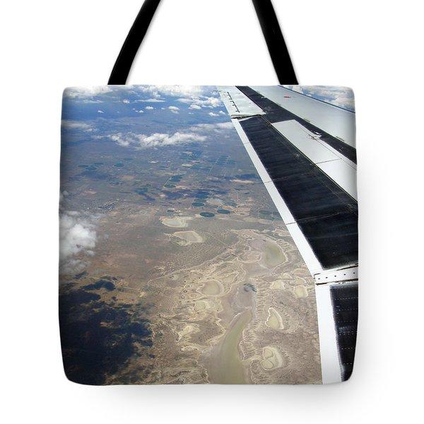 Under The Wing Series. #001 Tote Bag by Ausra Huntington nee Paulauskaite