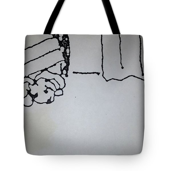 Underdog 1 Tote Bag by Erika Chamberlin