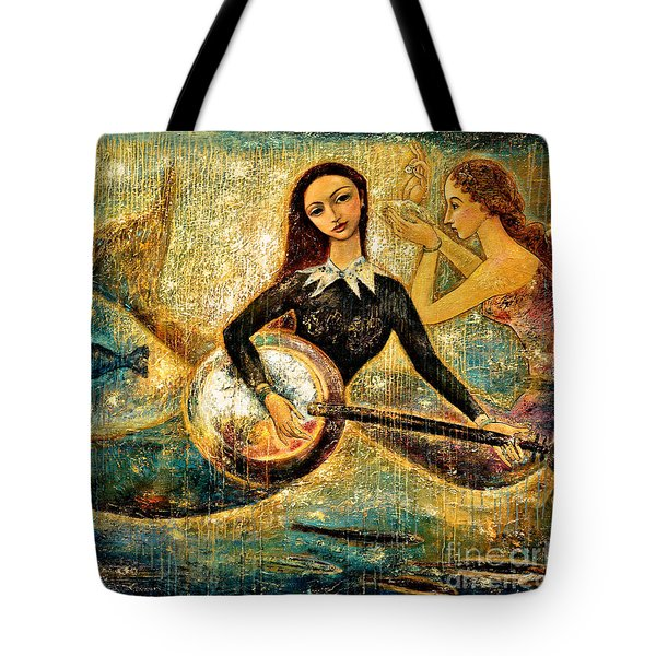 UnderSea Tote Bag by Shijun Munns