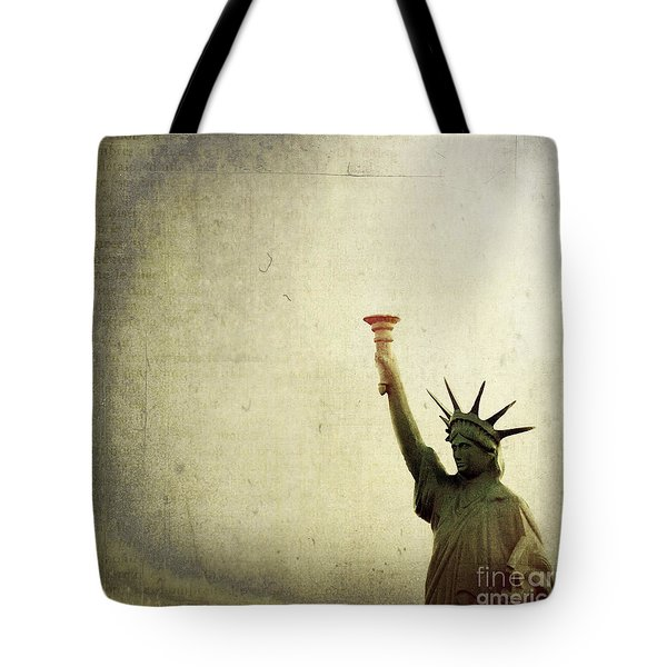 Understanding Liberty Tote Bag by Trish Mistric