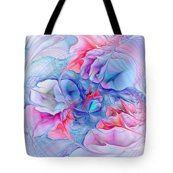 Unicorn Dream Tote Bag by Anastasiya Malakhova