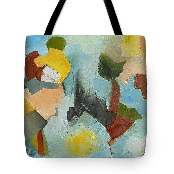 Uniquity Tote Bag by Danielle Nelisse