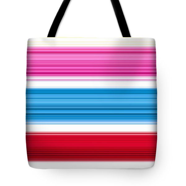 Unity Of Colour 3 Tote Bag by Tim Gainey