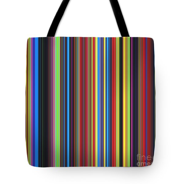 Unity Of Colour Tote Bag by Tim Gainey