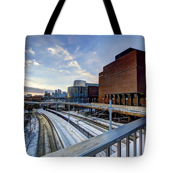 University Of Minnesota Tote Bag by Amanda Stadther